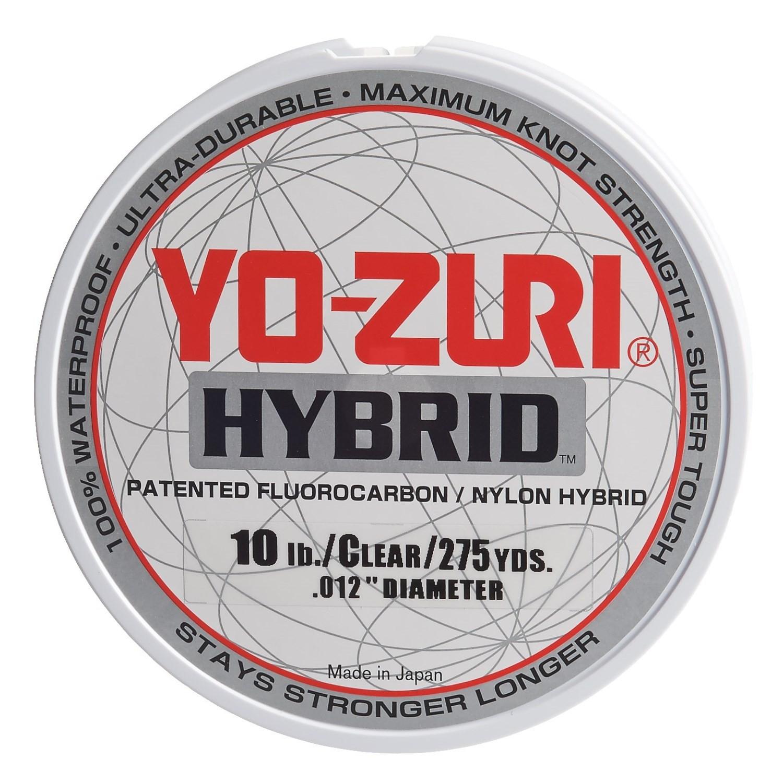 YO-ZURI R516 Hybrid 250m (275YDS) 10Lb