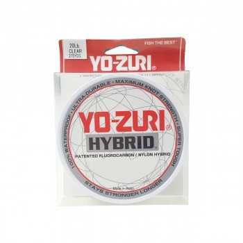 YO-ZURI  R518 Hybrid 250m (275YDS) 15Lb