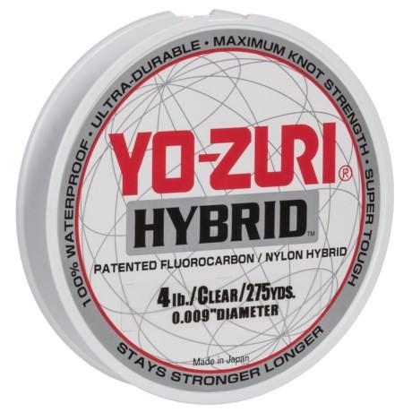 YO-ZURI  R513 Hybrid 250m (275YDS) 4Lb