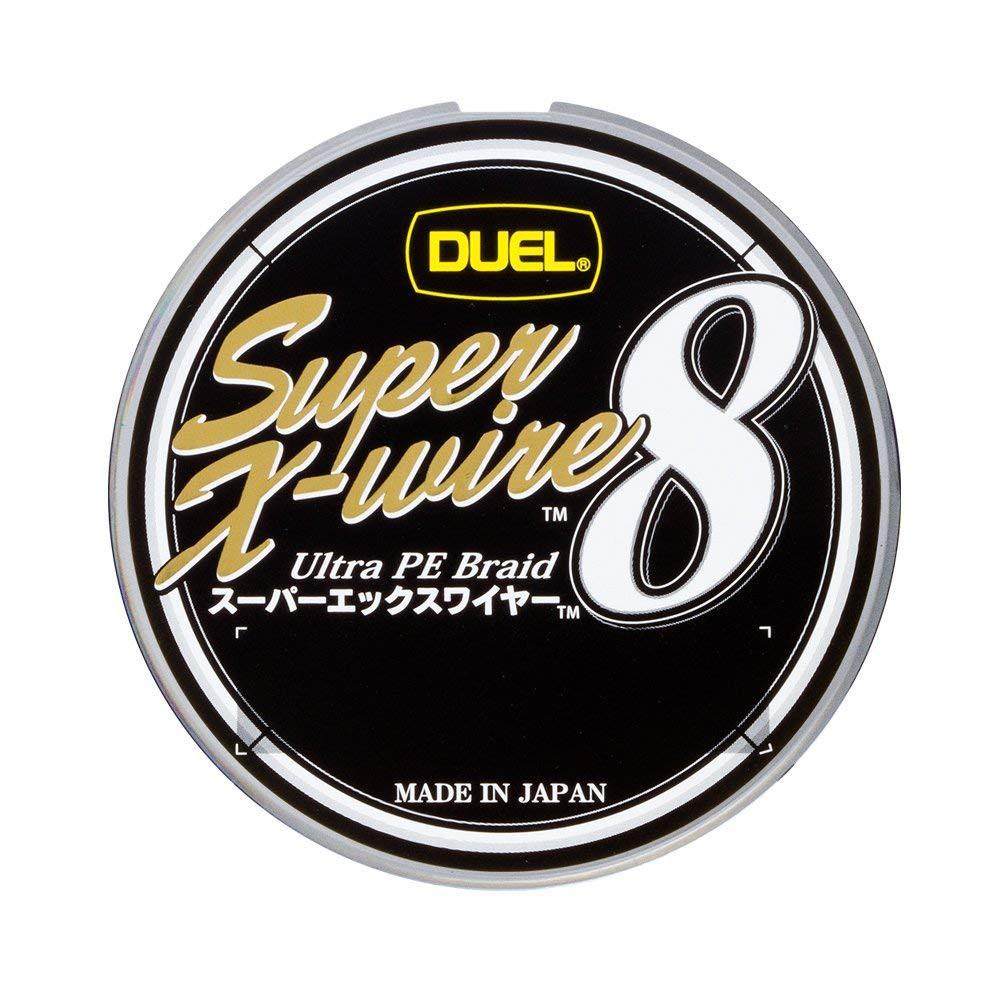 Duel  H3602-Super X Wire 8  150m#2.0