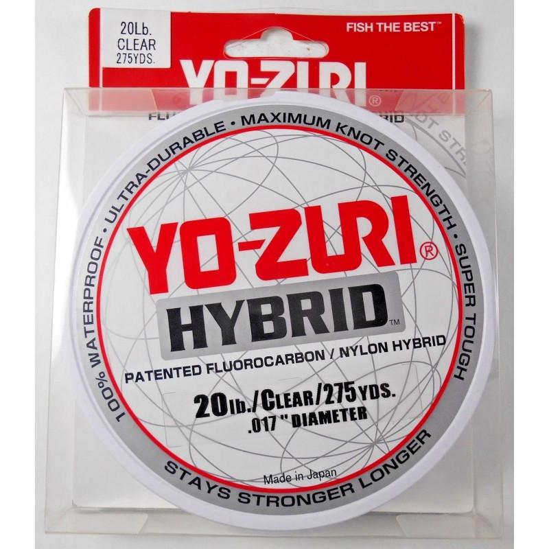 YO-ZURI  R519 Hybrid 250m (275YDS) 20Lb