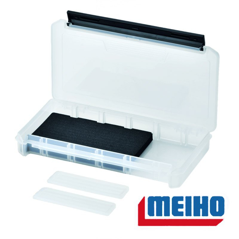 Meiho Boxes SC-820 Clear