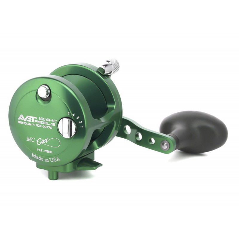 รอก Avet MXJ 5.8  - MC GREEN
