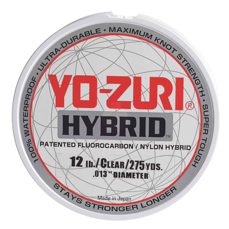 YO-ZURI  R517 Hybrid 250m (275YDS) 12Lb